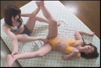 【フェチ】つま先でグリグリ☆人間電気アンマ☆☆ 6